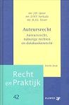 Auteursrecht, naburige rechten en databankenrecht