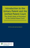 The (Draft) Rules of Procedure of the Unified Patent Court
