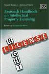 Research Handbook on Intellectual Property Licensing